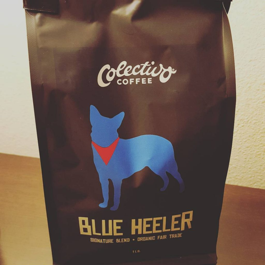 Colectivo Coffee Signature Blend Blue Heeler