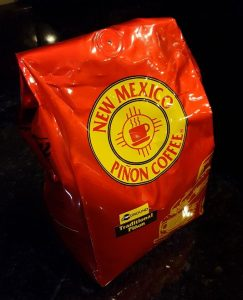New Mexico Pinon Coffee Review