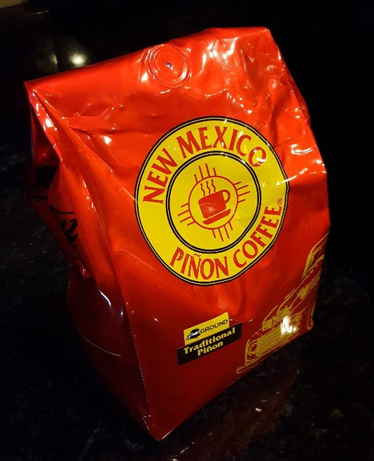 New Mexico Pinon Coffee Traditonal Flavor Bag