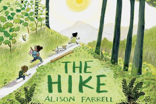 The Hike by Alison Farrell