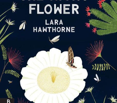 The Night Flower by Lara Hawthorne