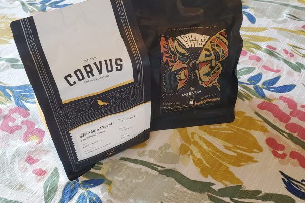 Corvus Coffee Roasters