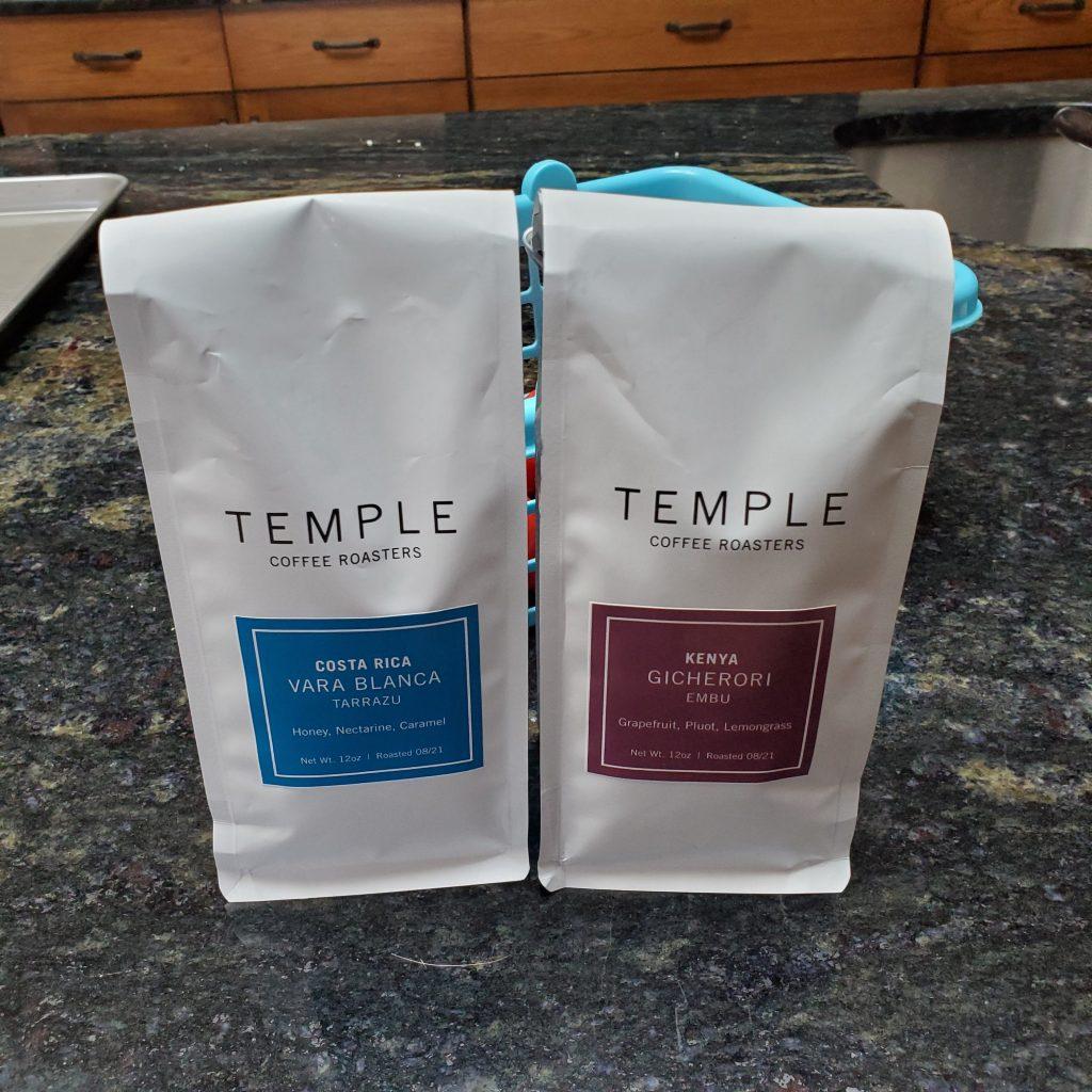 Temple Coffee Roasters - California coffee