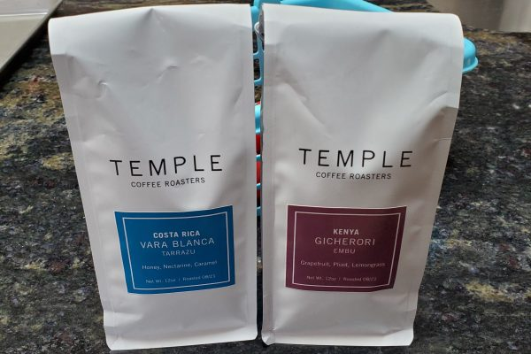 Temple Coffee Roasters - California coffee