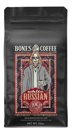 White Russian the Big Lebowski Bones Coffee