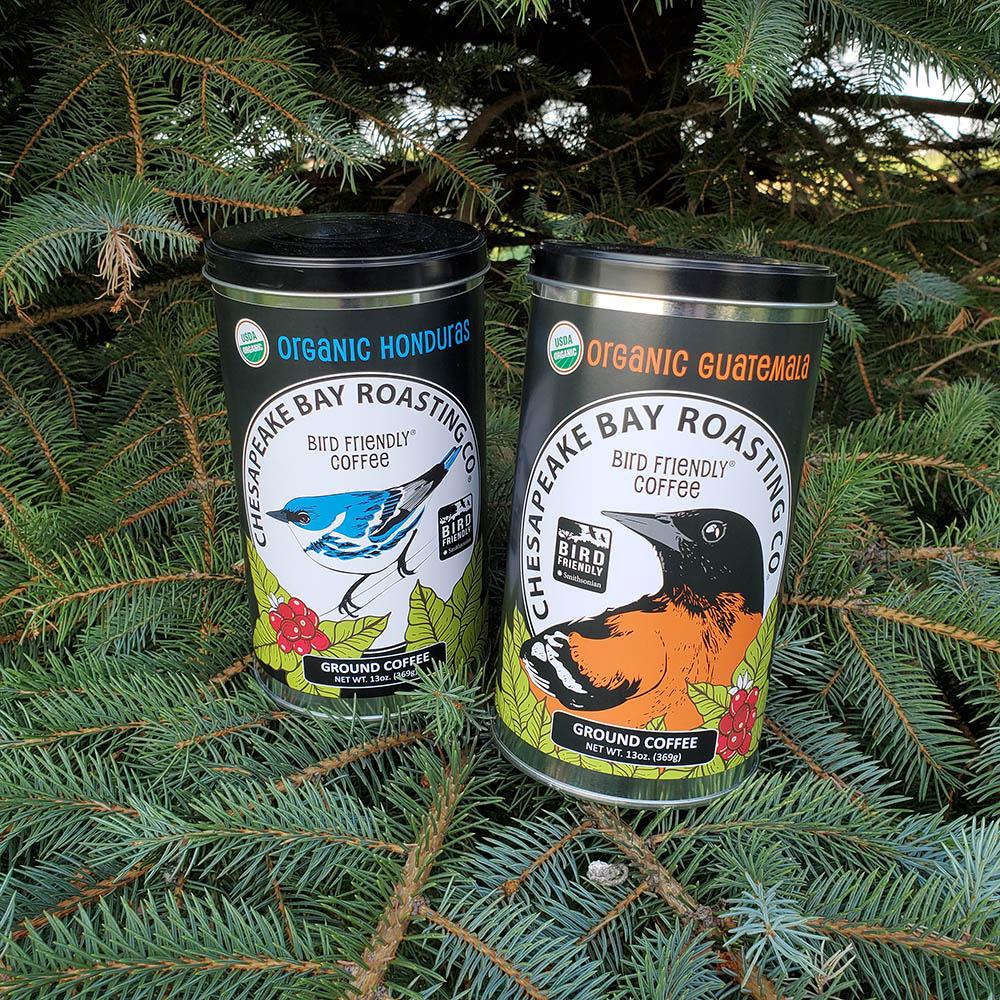 Organic Bird Friendly Coffee from Chesapeake Bay Roasting Company