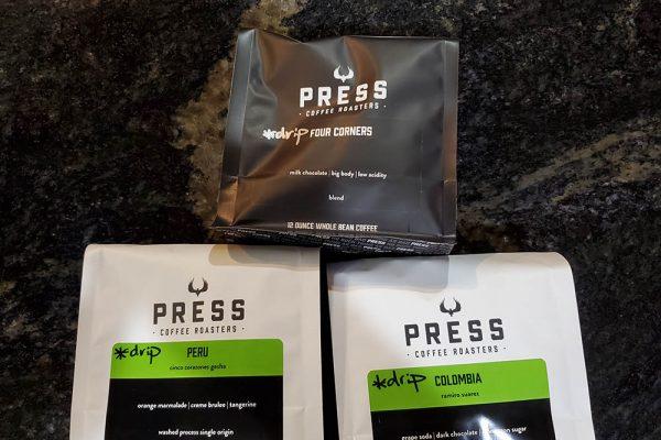 Press Coffee Roasters Arizona