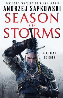 Season of Storms, The Witcher by Andrzej Sapkowski